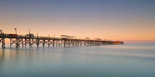longexposure beach digital sunrise landscapes florida piers 2016 redingtonbeach floridagulfcoast leebigstopper afsnikkor1835mmf3545ged jaspcphotography nikond750