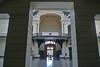 Santiago - Museo Nacional Bellas Artes arch