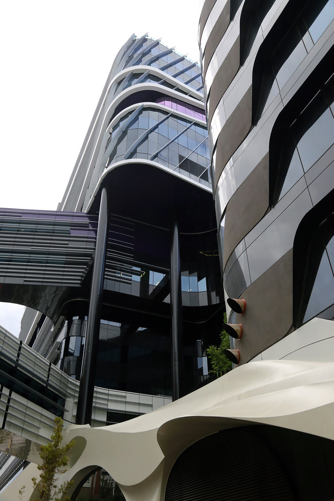 Victorian Comprehensive Cancer Centre, Melbourne ©