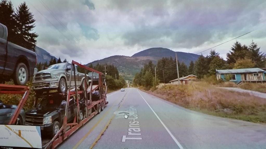 Trucks and Spuzzum