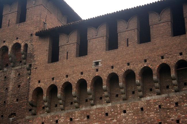 Castello Sforzesco. © Paco Bellido, 2006