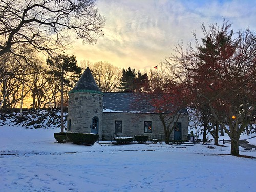 morning snow boston sunrise massachusetts newengland somerville pw powderhousesquare