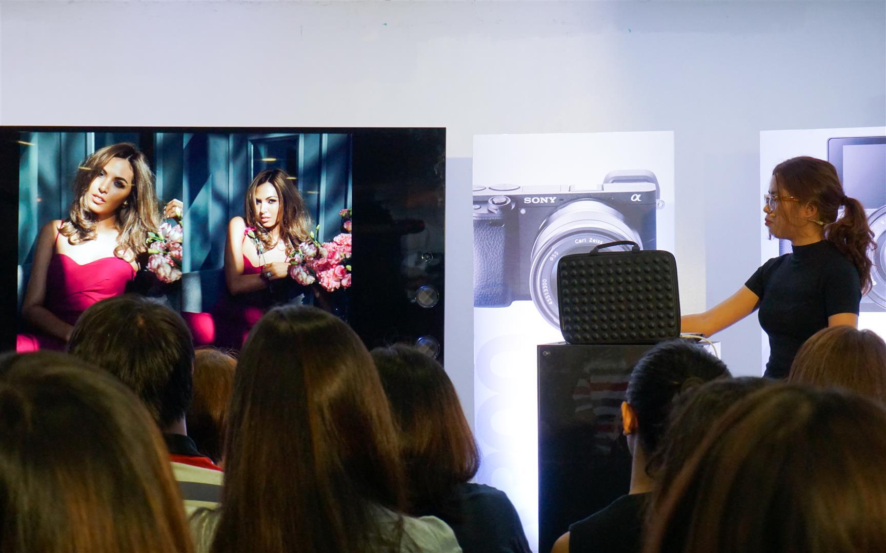 Charisma Lico - Fashion Photography Workshop