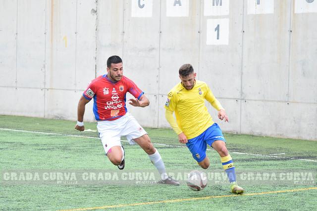 Las Palmas Atco - UD Lanzarote