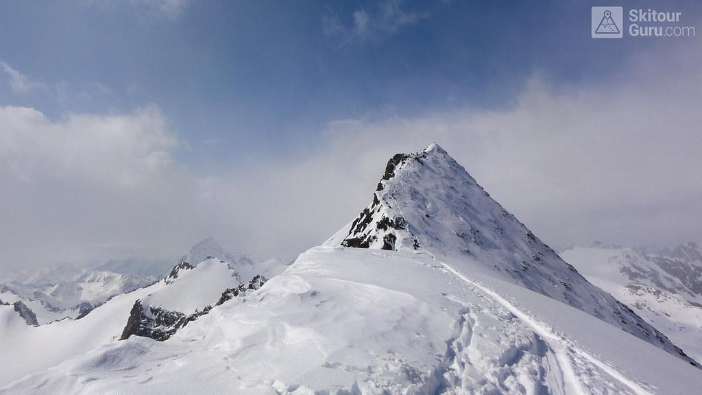 Östliche Seespitze Stubaiské Alpy Rakousko foto 11