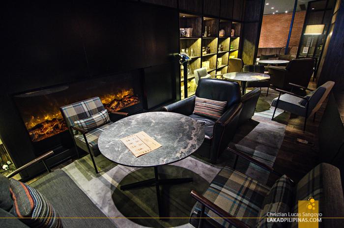 Pentahotel Hong Kong Lounge