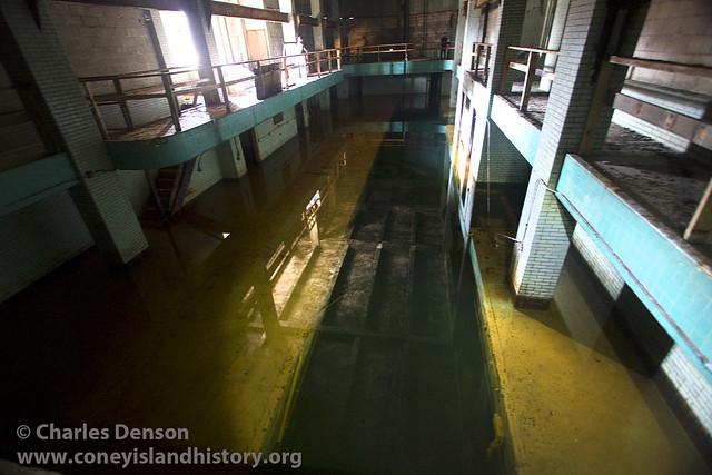 Coney Island Pumping Station Interior