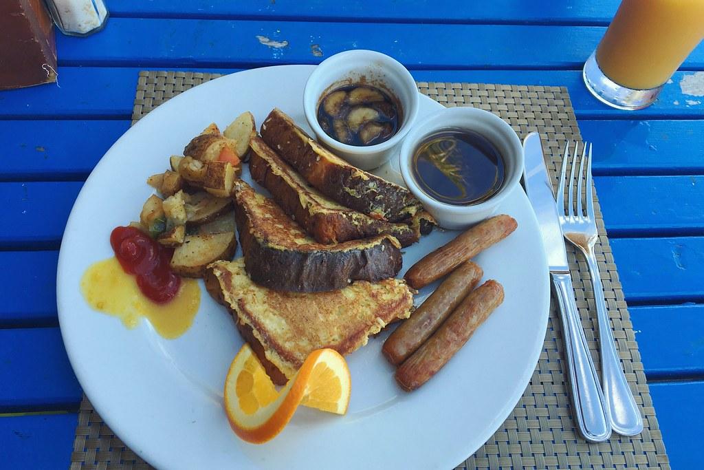 Breakfast in Nassau