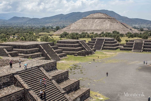 Teotihuacan I, Mexico (2015)