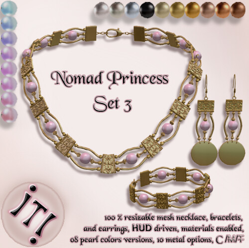 !IT! - Nomad Princess Set 3 Image