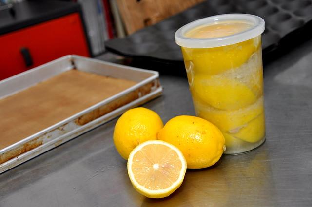 preserved salted lemon