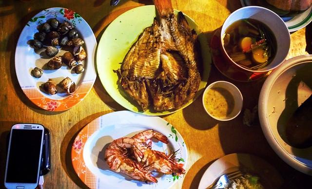 Koh Lipe:  Nee Papaya Restaurant