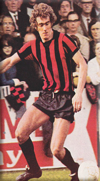 picture of Ted MacDougall - Bournemouth