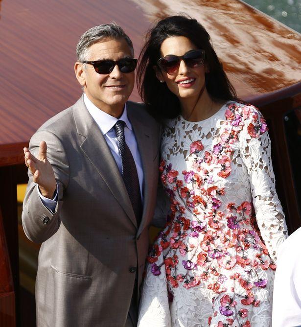 Фото | Супруга Джорджа Клуни Амаль Аламуддин