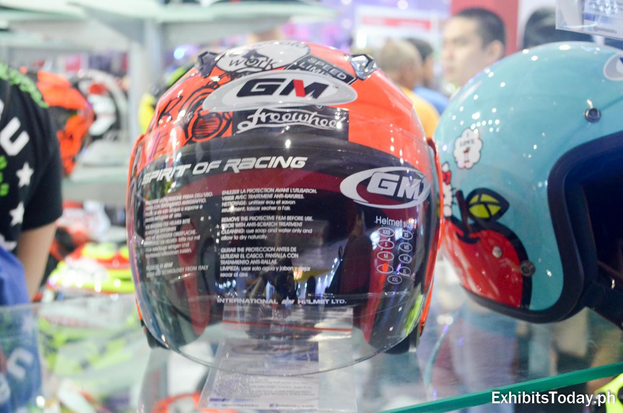 NHK Racing Helmet
