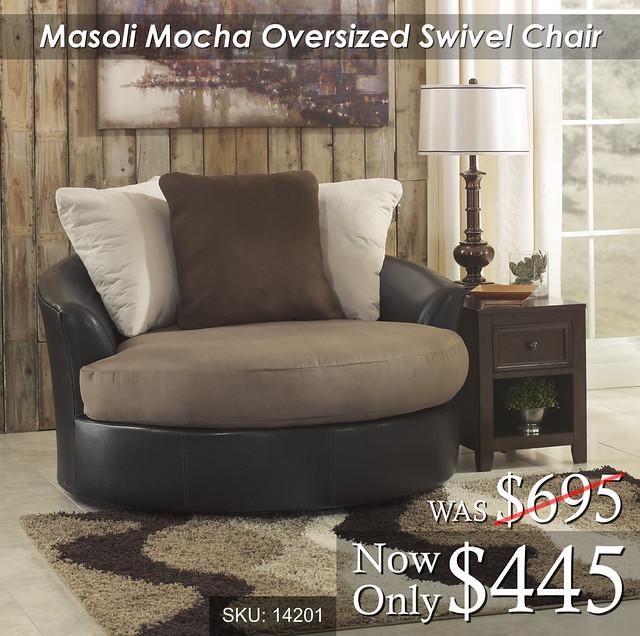 Masoli Mocha Chair