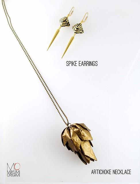 Mayumi Origami Jewelry Giveaway