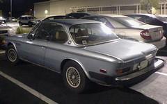 BMW 3.0 Cs in Seal Beach at Night dans actualitas dimanche 26037585825_fbea8b1f60_m