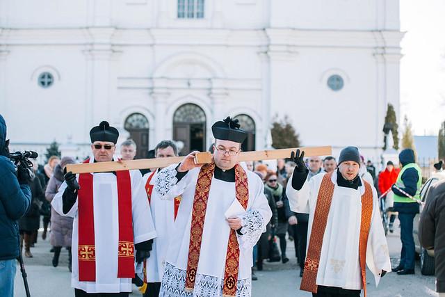 Krustaceļš Daugavpilī