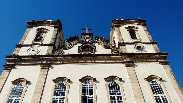 Igreja Nosso Senhor do Bonfim, Salvador - BA {março 2016}