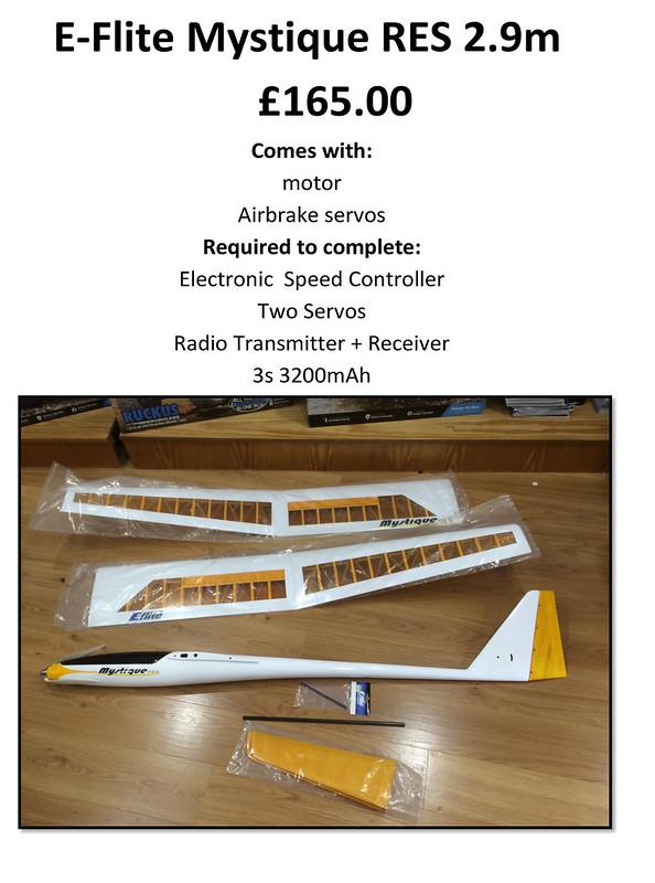 E-Flite Glider