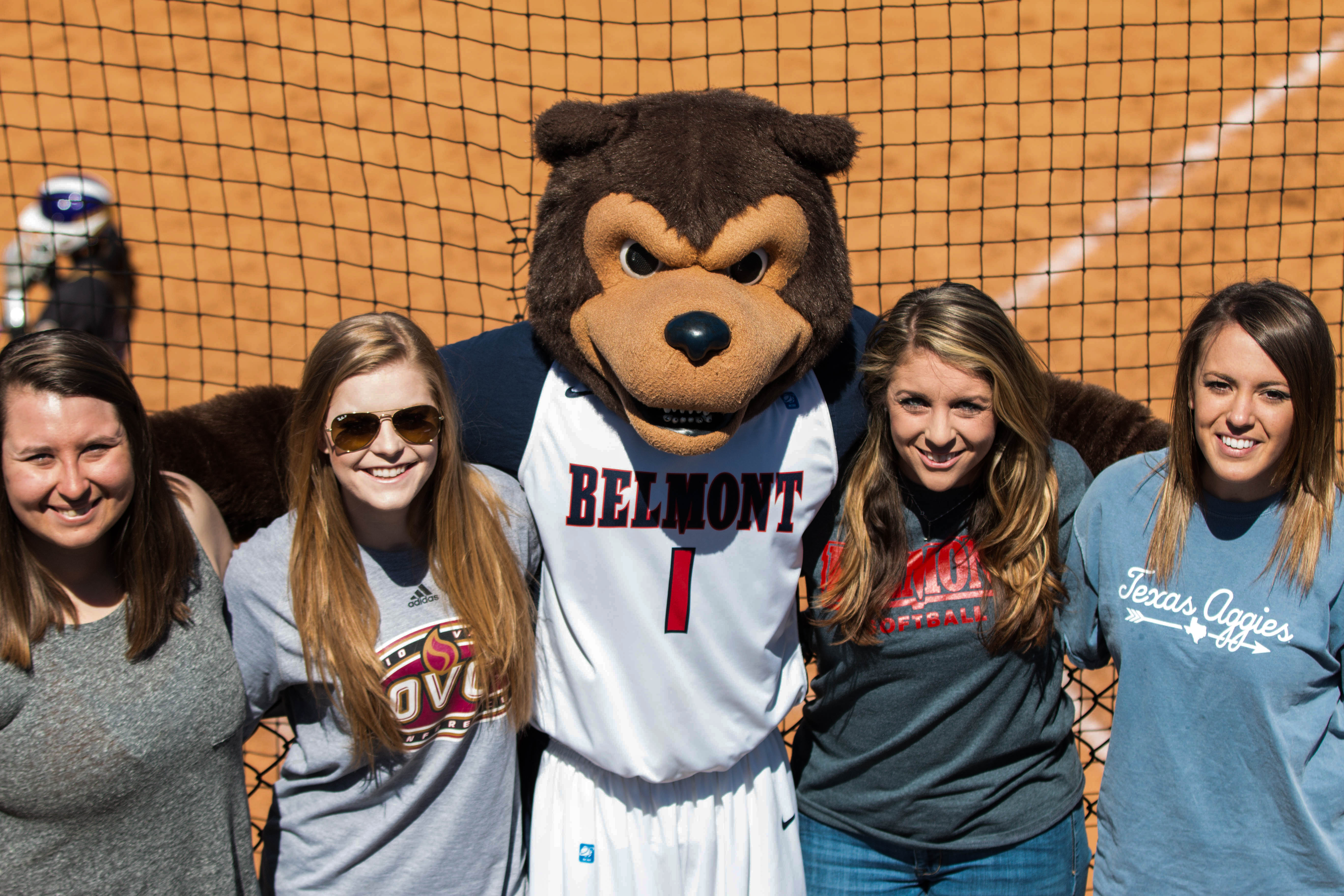 Belmont Softball defeated Tennessee Tech