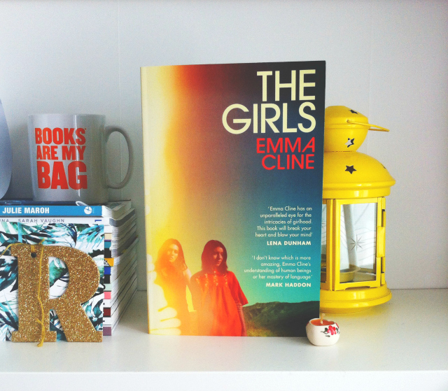 the girls emma cline uk book review blog