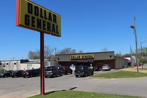 Dollar General, 7th Ave, Jasper