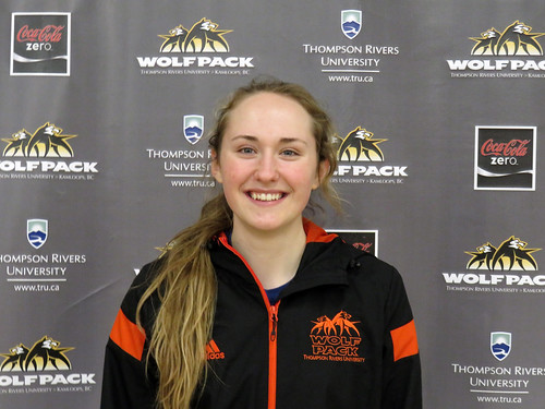 WolfPack Women's Volleyball Secure Second Ontario Recruit (Pottle)