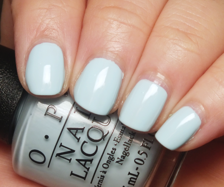 OPI Soft Shades 2016 It's a Boy!