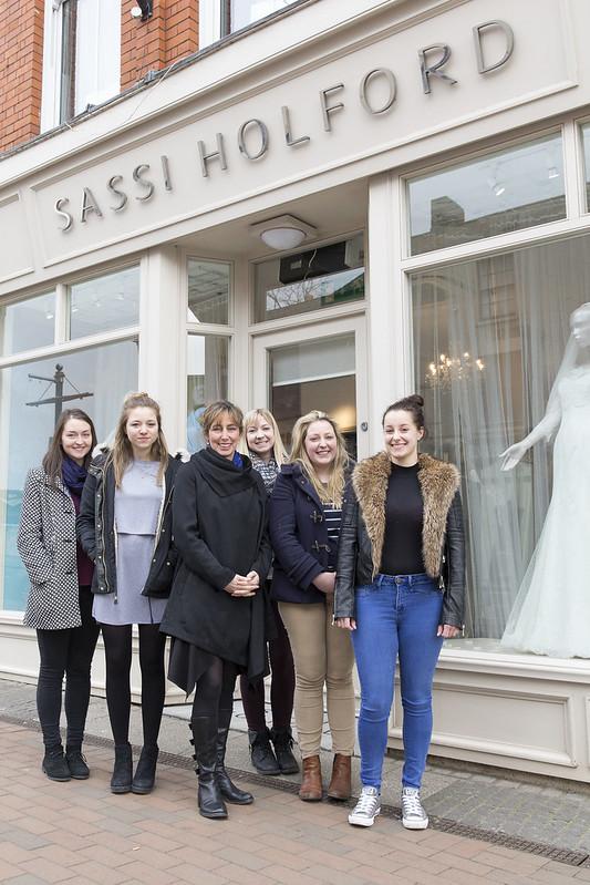 Success for Sassi Apprentices