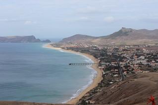 Mirador de Portela. Porto Santo. Isla Madeira (Portugal)