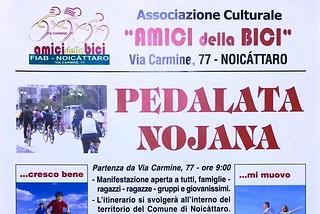 Noicattaro. Pedalata nojana 2016 front