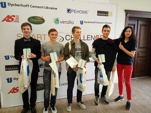 Надія Гладкевич про цьогорічний Smart Challenge: «Треба щоб навчанням, як вірусом, були заражені усі молоді люди»