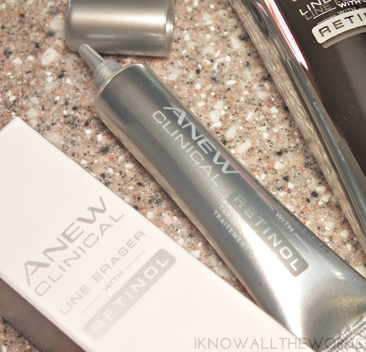 Avon Anew Clinical Line Eraser with Retinol (3)