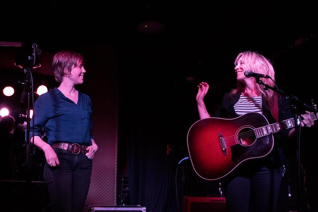 Emily Barker & Amy Speace