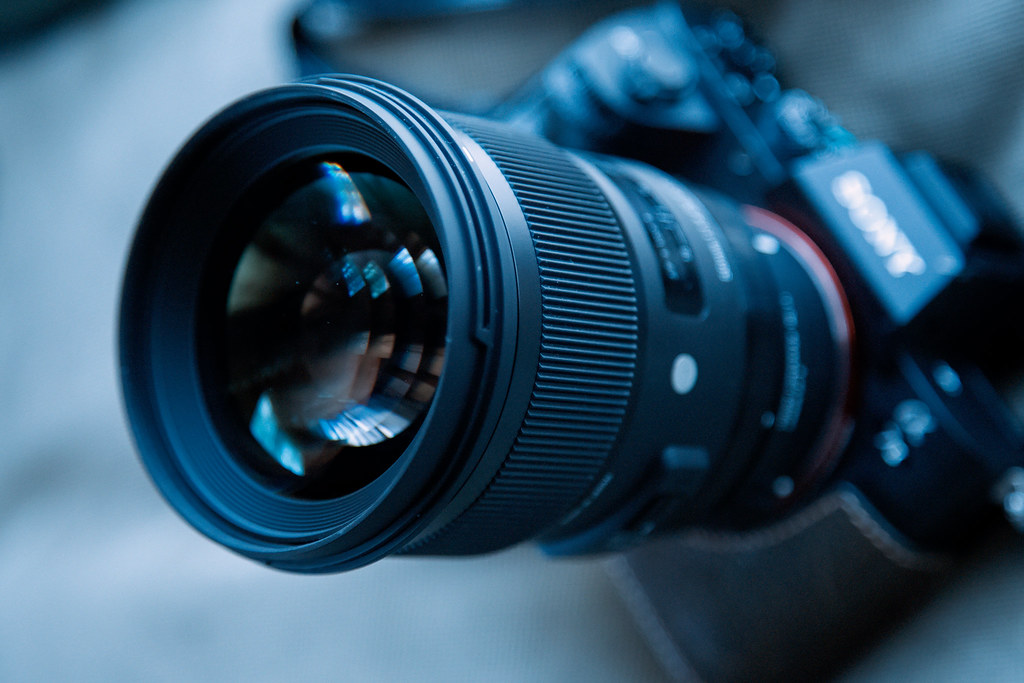 SIGMA 50mm F1.4 Art | MC-11