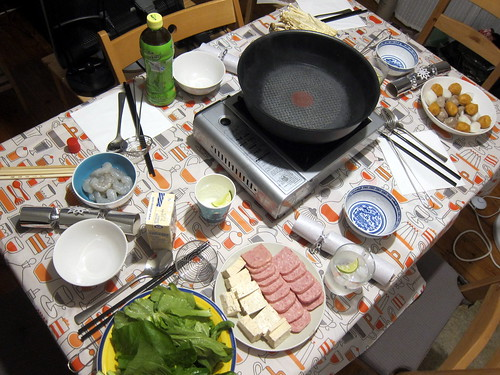 The Hotpot Spread