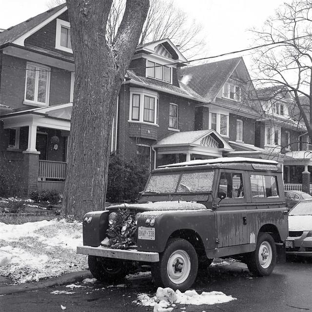 Land Rover 5