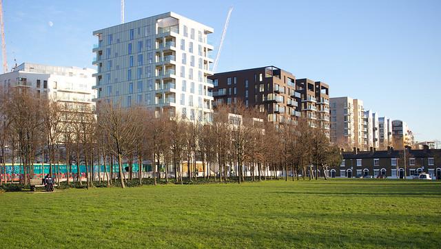 Lower Riverside - Greenwich Peninsula, London