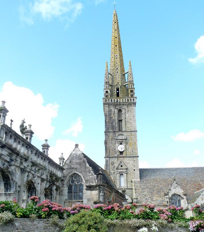 Des clochers du Finistère