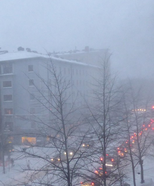 Helsinki Jan 12th, 2016