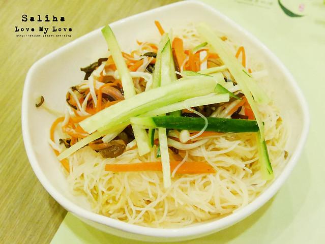 大坪林捷運站附近美食餐廳素食小蔬杭 (2)