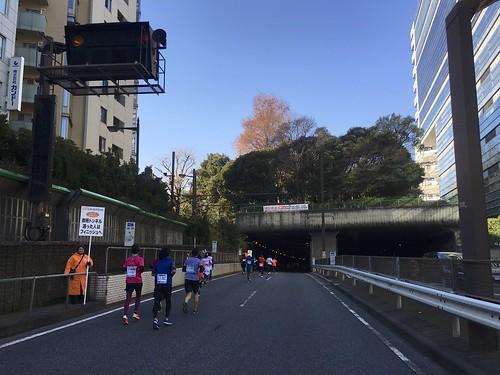 第14回新宿シティハーフマラソン