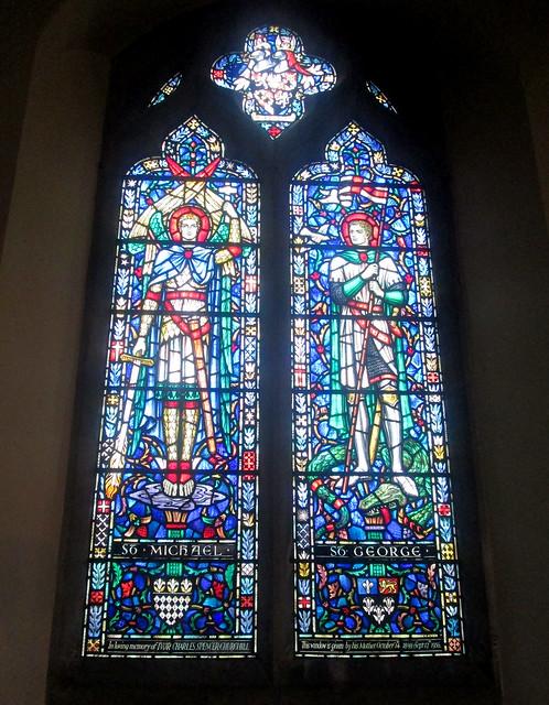 Bladon Church Interior 3