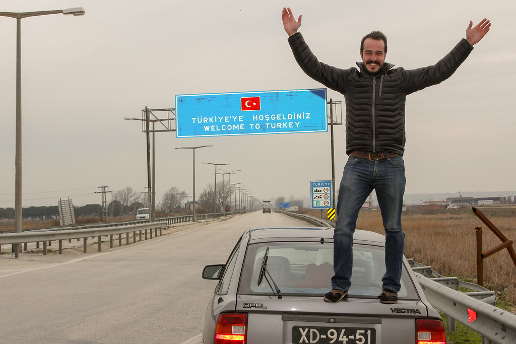 Turkey Border Crossing