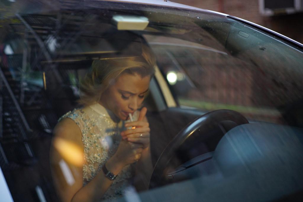 Сара Гадон — Фотосессия для «Crush fanzine» 2015 – 2