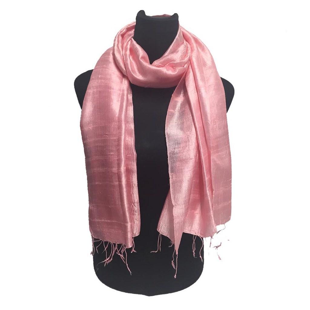 bb58cca817f thaisilk #pink #burgundy #pashmina #gradient #fashion #bl… | Flickr