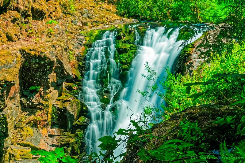 Skoonichuk Falls (not Skoonichuck)