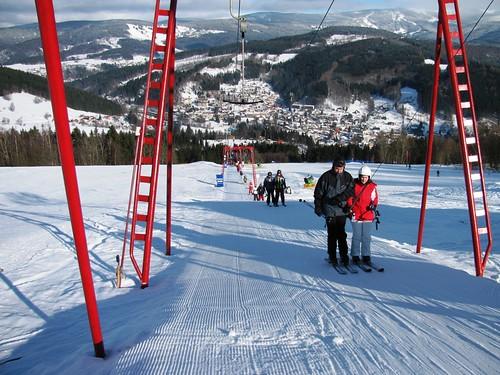 Lyžujte v lyžařském areálu KAMENEC s 28% slevou do konce zimní sezóny 2015/16